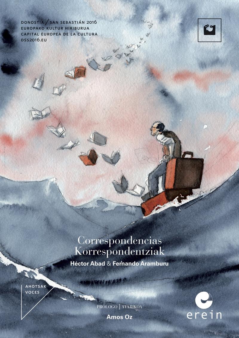 CORRESPONDENCIAS / KORRESPONDENTZIAK (CASTELLANO-EUSKARA): portada