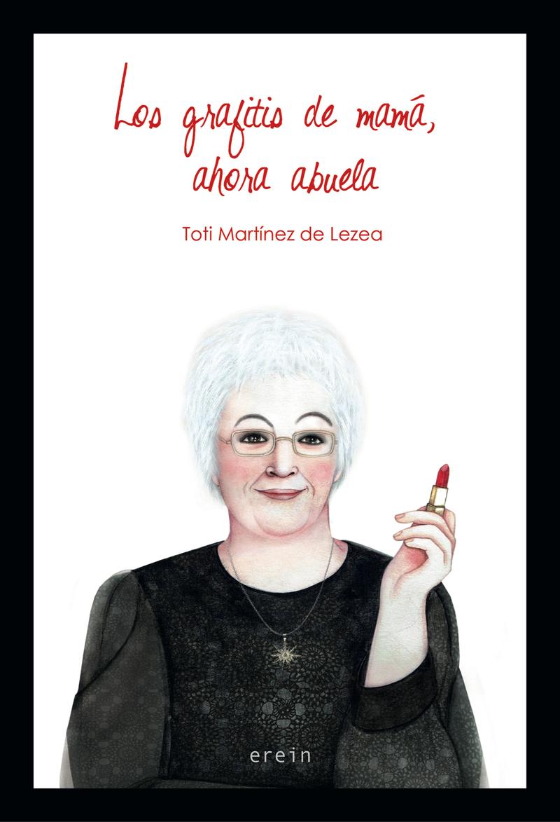 LOS GRAFITIS DE MAMÁ, AHORA ABUELA: portada