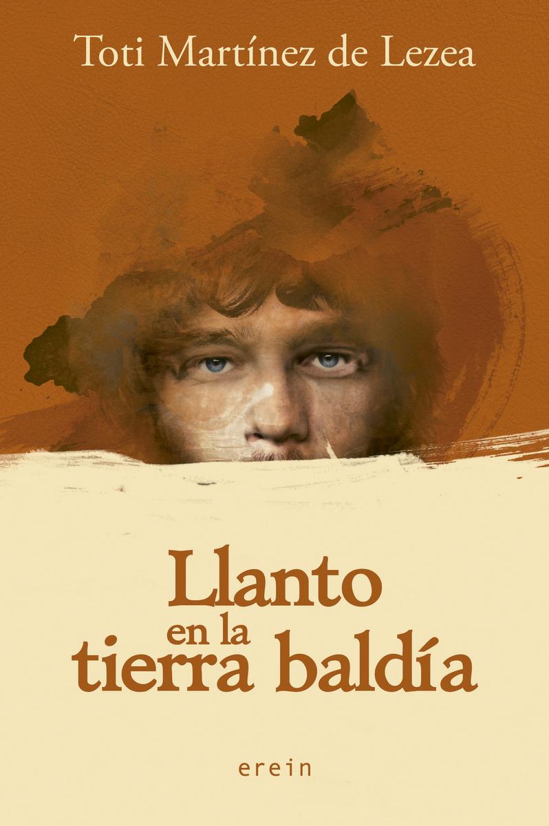LLANTO EN LA TIERRA BALDíA: portada