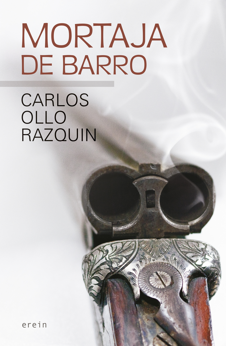 MORTAJA DE BARRO: portada