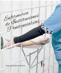 ENFERMERÍA DE INSTITUCIONES PENITENCIARIAS: portada