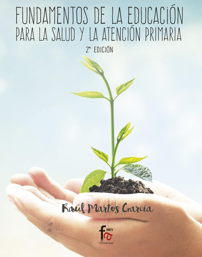 FUNDAMENTOS DE LA EDUCACIÓN PARA LA SALUD -2º EDICIÓN: portada