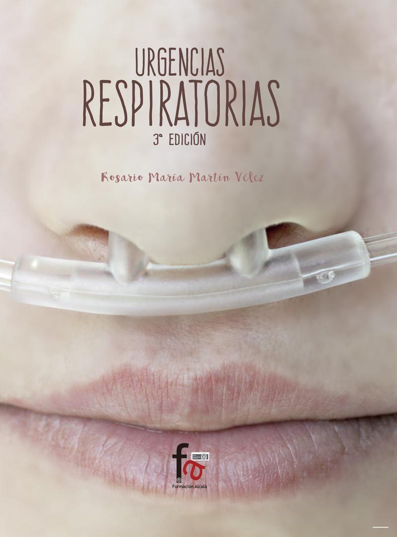 URGENCIAS RESPIRATORIAS-(2ª edición): portada