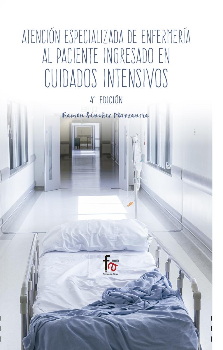 ATENCIÓN ESPECIALIZADA EN ENFERMERÍA AL PACIENTE INGRESADO: portada