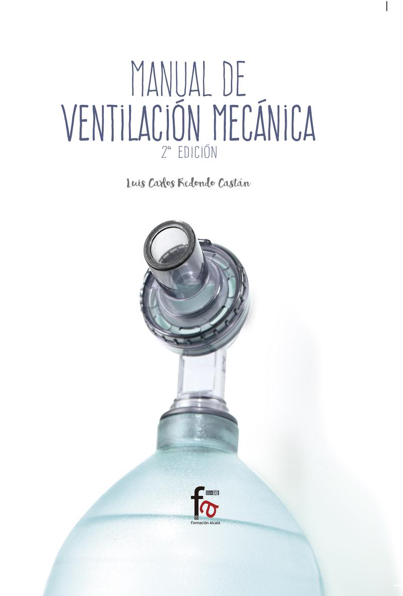 MANUAL DE VENTILACIÓN MECÁNICA.(2ª edición): portada
