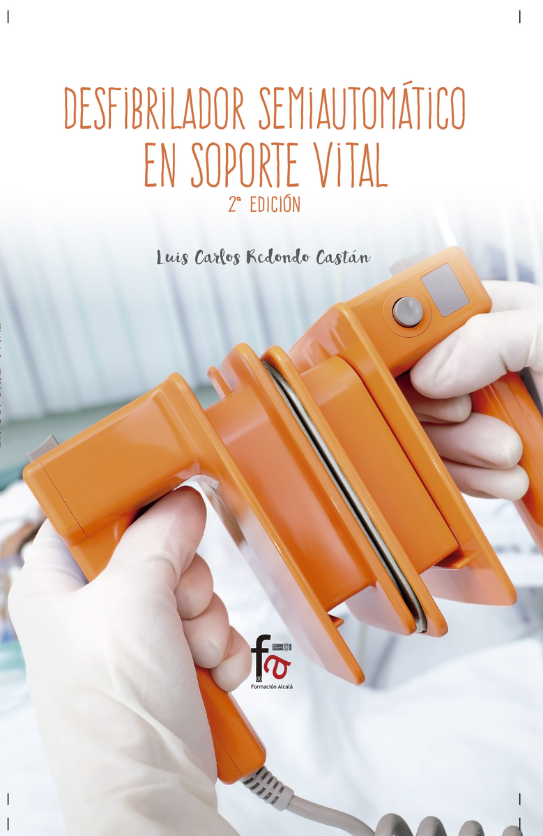 DESFIBRILADOR SEMIAUTOMÁTICO EN SOPORTE VITAL-2 EDICIÓN: portada
