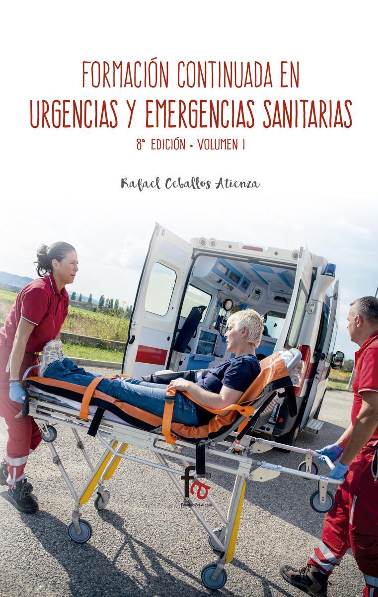 FORMACIÓN CONTINUA EN URGENCIAS Y EMERGENCIAS SANITARIAS-8 E: portada