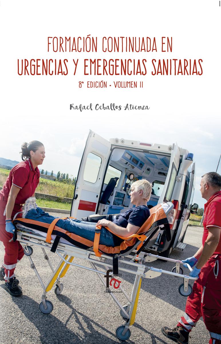 FORMACI�N CONTINUA EN URGENCIAS Y EMERGENCIAS SANITARIAS-8 E: portada