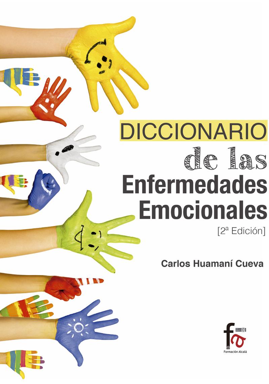 DICCIONARIO DE LAS ENFERMEDADES EMOCIONALES-2 EDICIÓN: portada