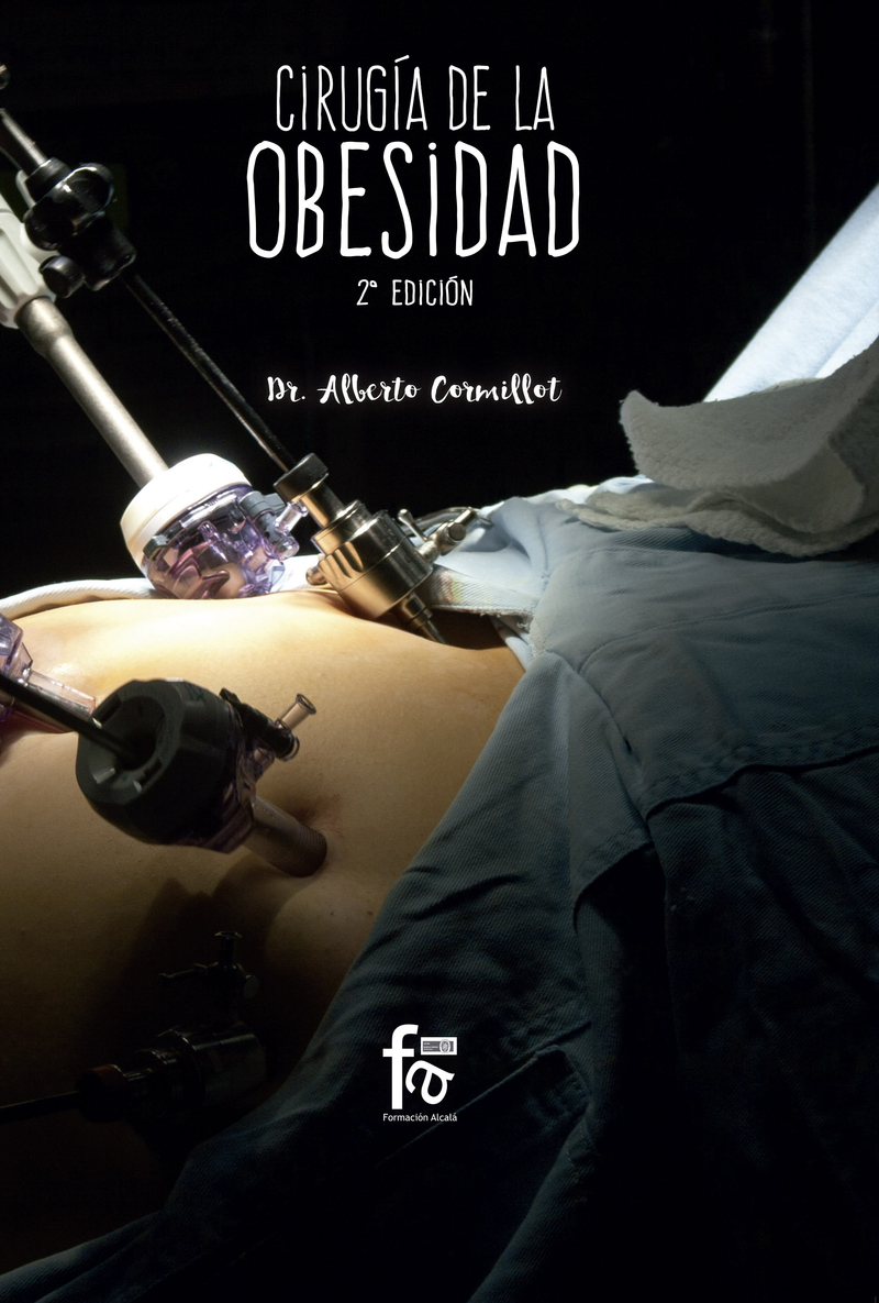 CIRUGÍA DE LA OBESIDAD-2 EDICIÓN: portada