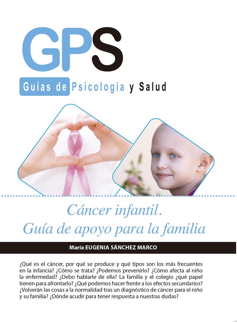 CÁNCER INFANTIL. GUÍA DE APOYO PARA LA FAMILIA: portada