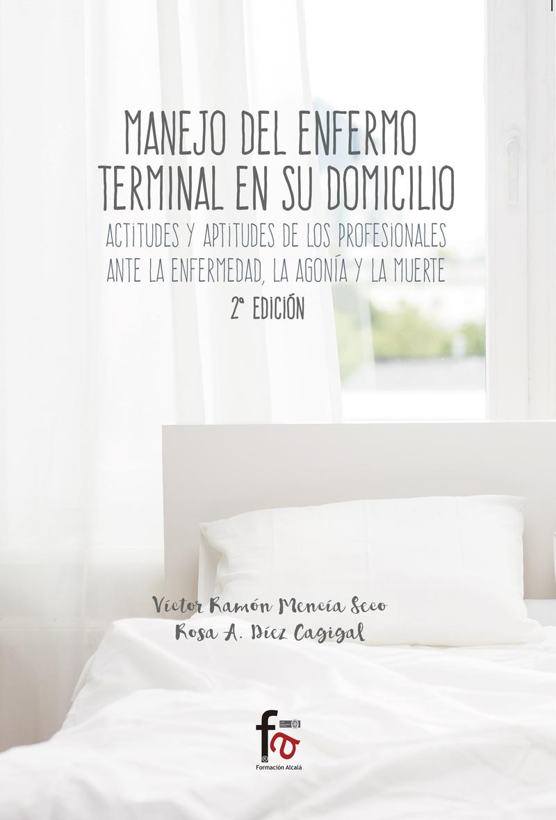 MANEJO DEL ENFERMO TERMINAL EN SU DOMICILIO.: portada