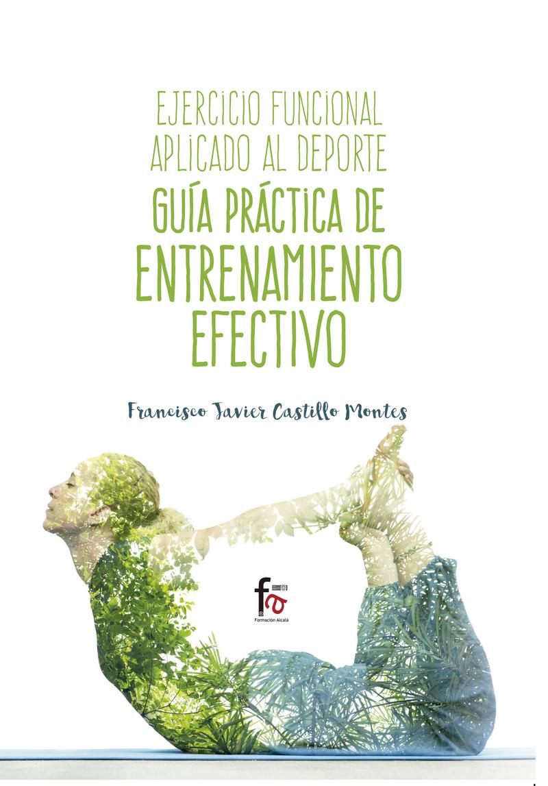 EJERCICIO FUNCIONAL APLICADO AL DEPORTE. GUÍA PRÁCTICA: portada