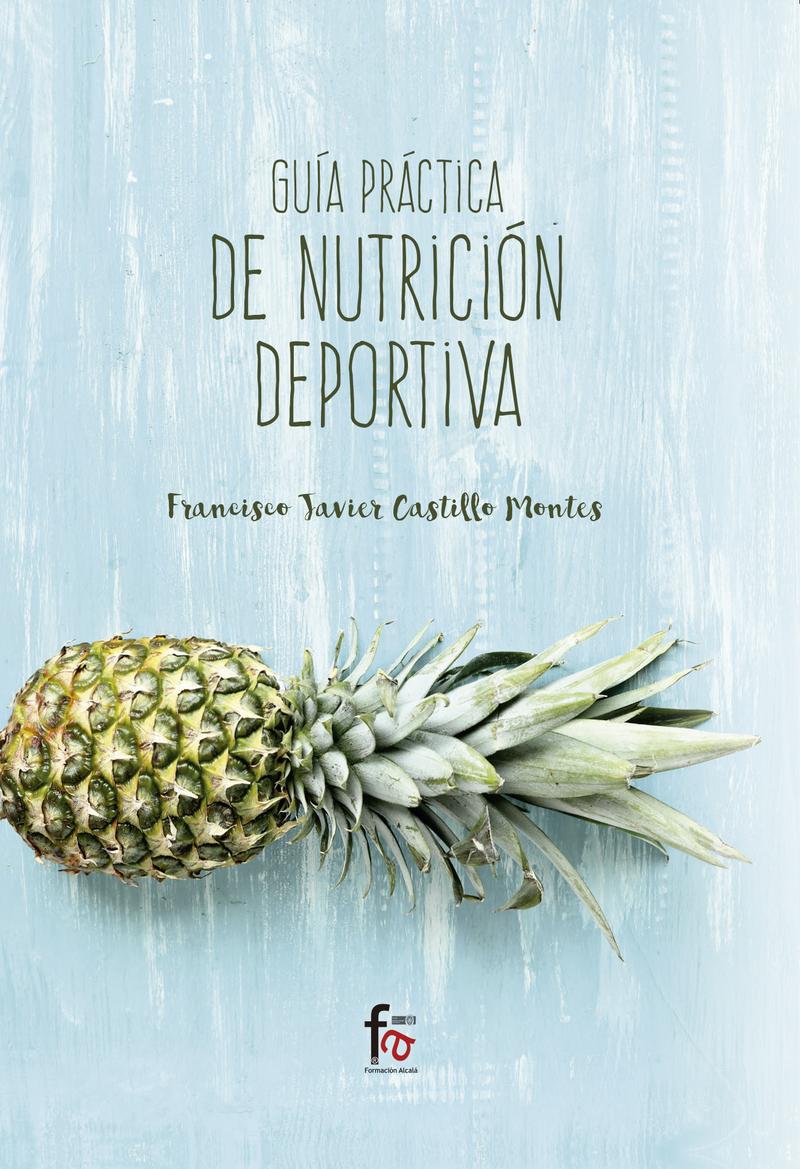 GUÍA PRÁCTICA DE NUTRICIÓN DEPORTIVA: portada