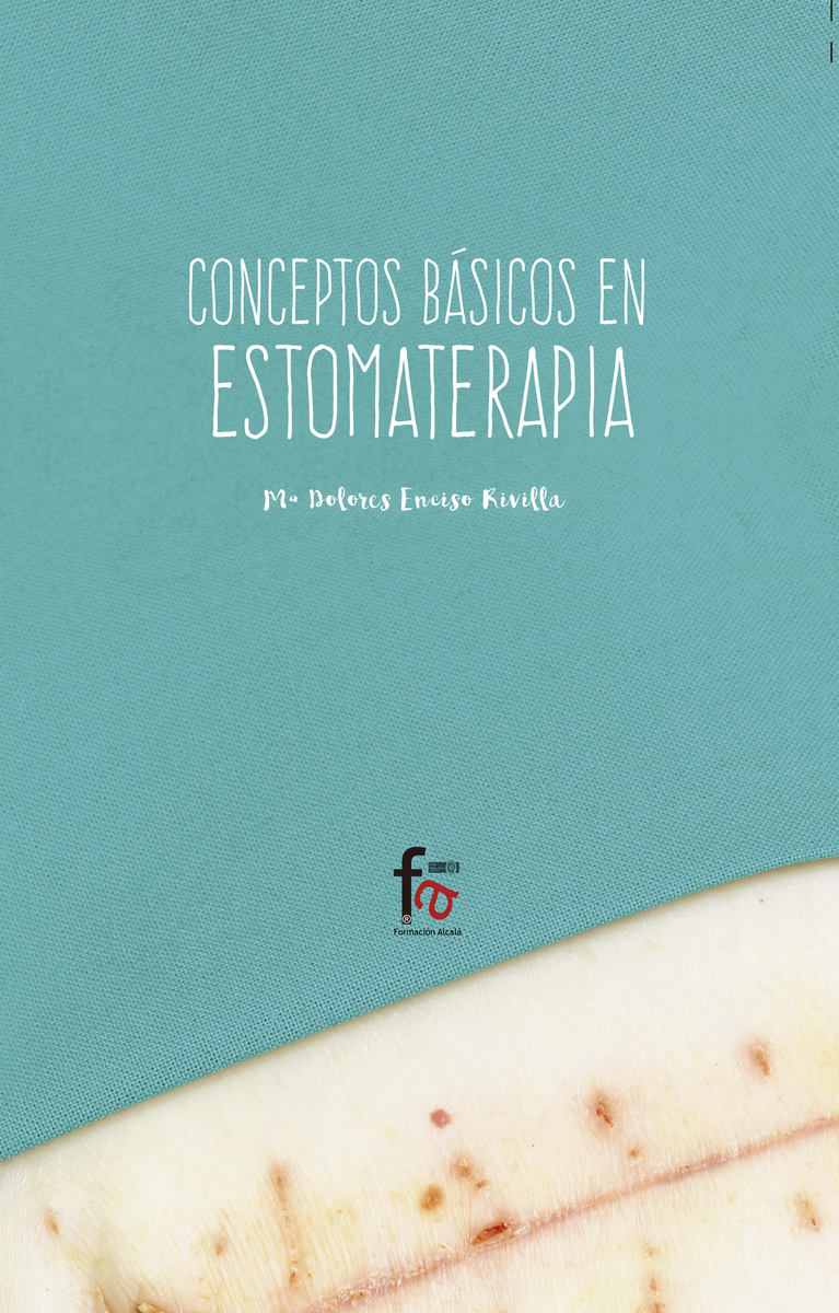 CONCEPTOS BÁSICOS DE ESTOMATERAPIA 2º EDICIÓN: portada