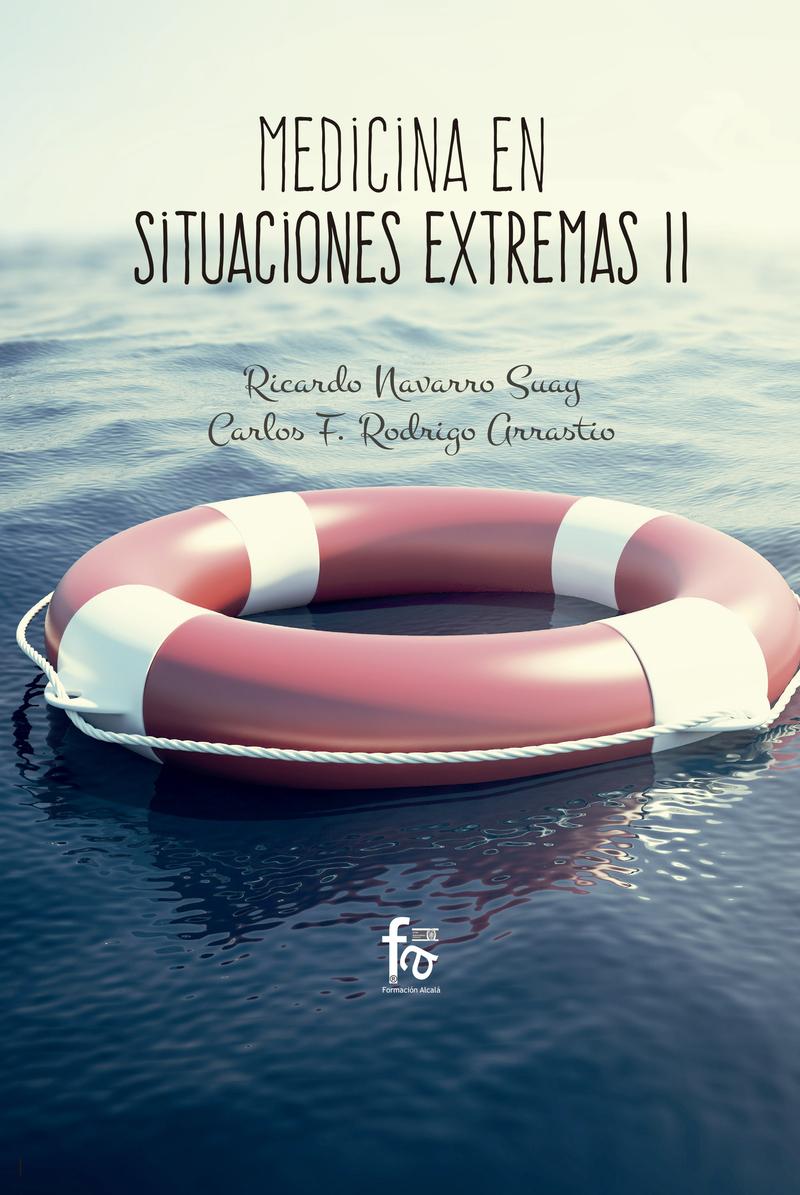 MEDICINA EN SITUACIONES EXTREMAS II-2 EDICIÓN: portada