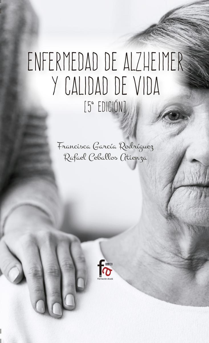 ENFERMEDAD DE ALZHEIMER Y CALIDAD DE VIDA-5 ED: portada