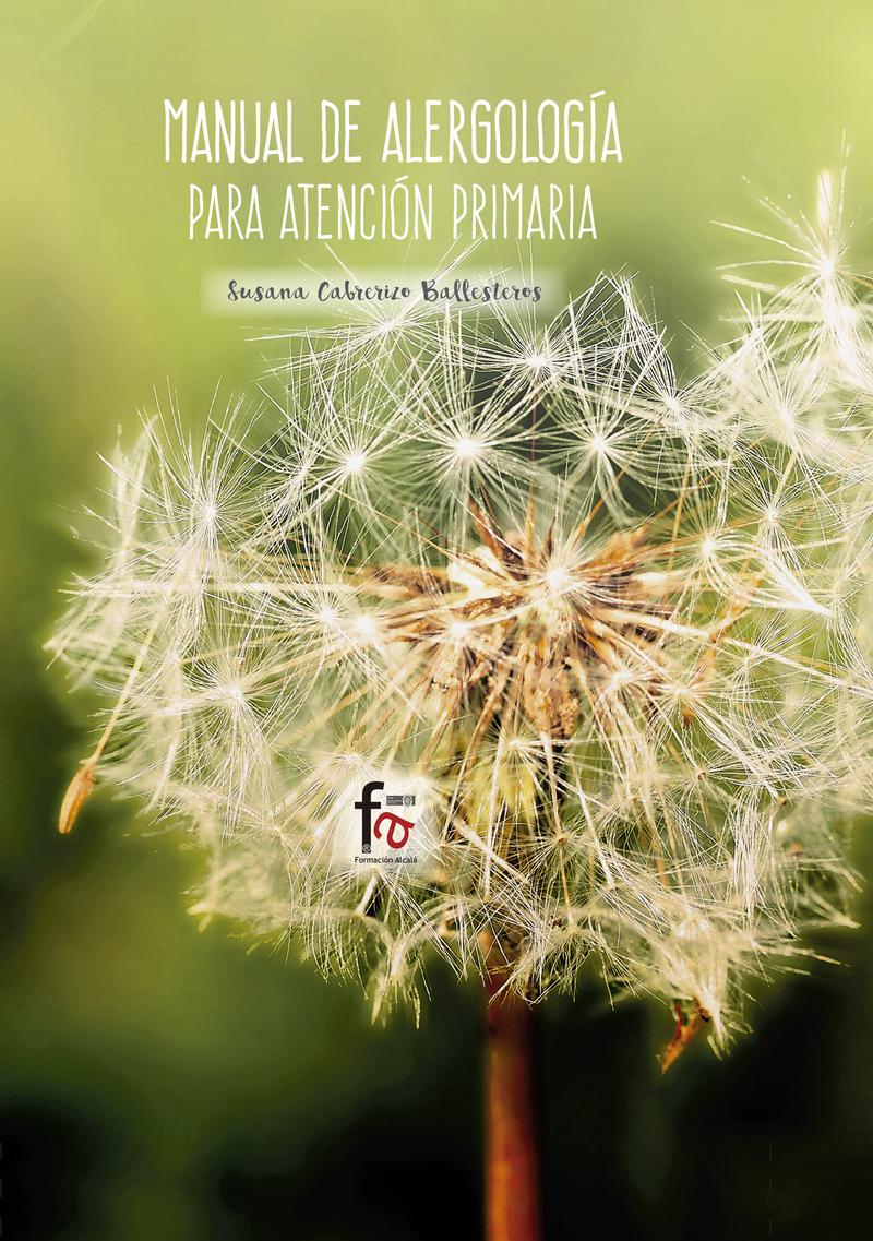 MANUAL DE ALERGOLOGÍA PARA ATENCIÓN PRIMARIA- 4º EDICIÓN: portada