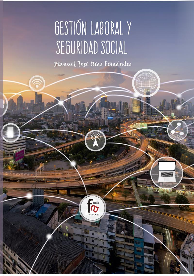 GESTIÓN LABORAL Y SEGURIDAD SOCIAL: portada