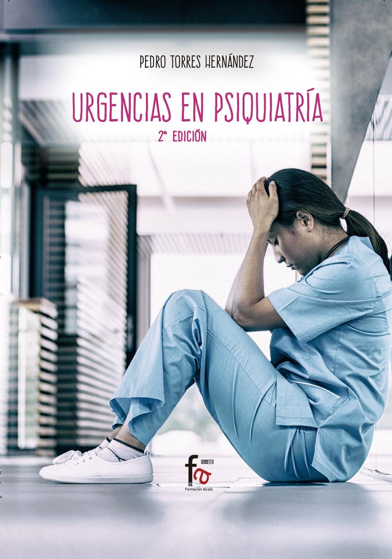 URGENCIAS EN PSIQUIATRIA 2ªED: portada