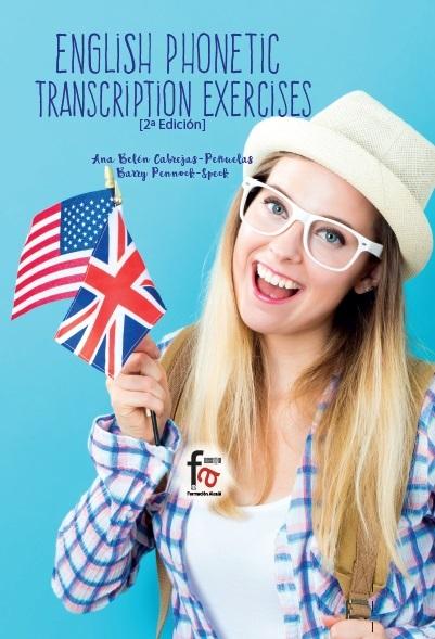 ENGLISH PHONETIC TRANSCRIPTION EXERCISES 2º EDICIÓN: portada