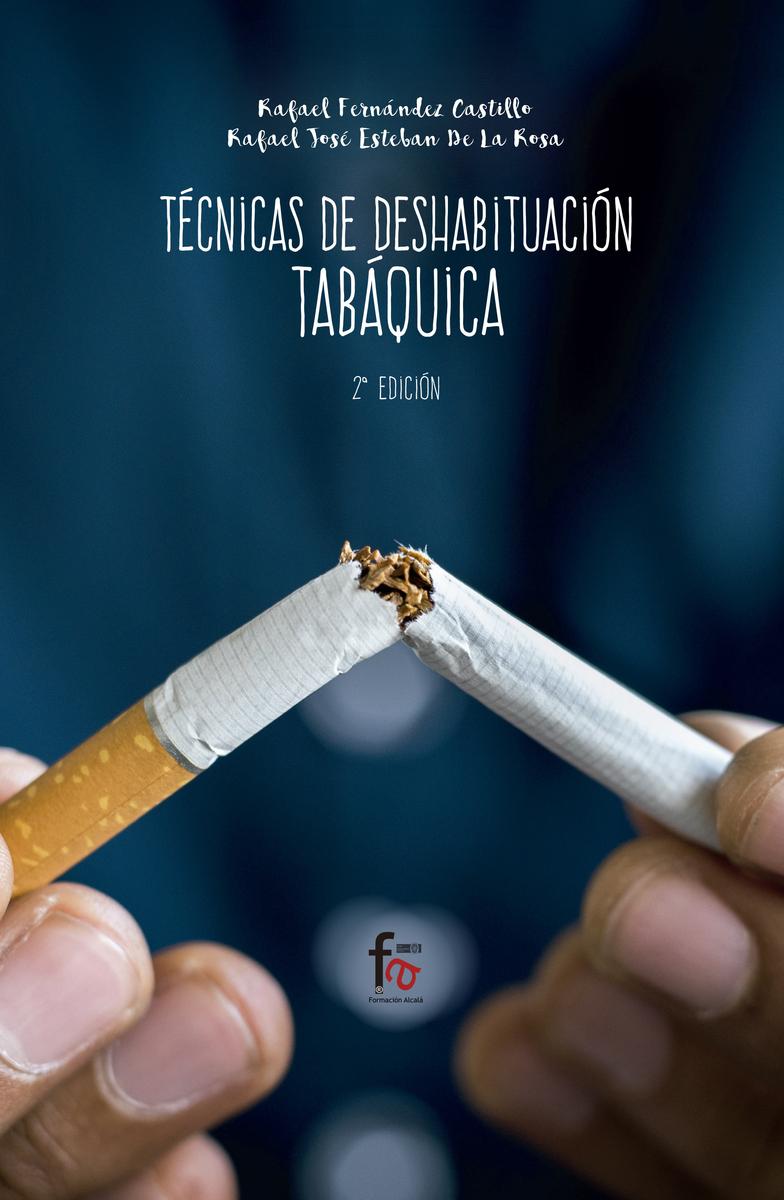 TÉCNICAS DE DESHABITUACIÓN TABÁQUICA-2ª edición: portada