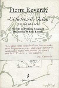 LADRON DE TALAN,EL: portada