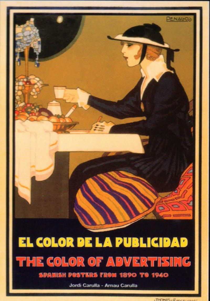 COLOR DE LA PUBLICIDAD,EL: portada