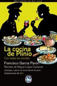 COCINA DE PLINIO,LA: portada