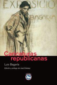 CARICATURAS REPUBLICANAS: portada