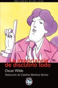 LA IMPORTANCIA DE DISCUTIRLO TODO: portada