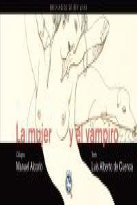 MUJER Y EL VAMPIRO,LA: portada