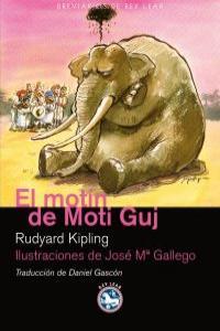 MOTIN DE MOTI GUJ,EL: portada