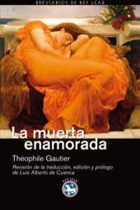 MUERTA ENAMORADA,LA: portada