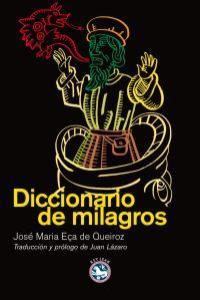 DICCIONARIO DE MILAGROS: portada