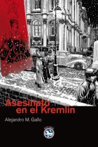 Asesinato en el Kremñin: portada