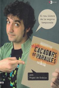 MES CAÇADORS DE PARAULES - CAT: portada