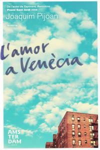 L'AMOR A VENECIA - CAT: portada