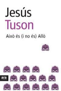 AIXO ES I NO ES ALLO - CAT: portada