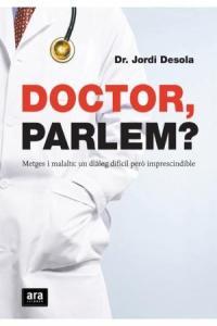 DOCTOR PARLEM - CAT: portada