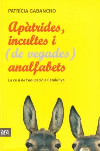 APATRIDES INCULTES I (DE VEGADES) ANALFABETS - CAT: portada