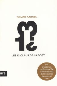 13 CLAUS DE LA SORT,LES - CAT: portada