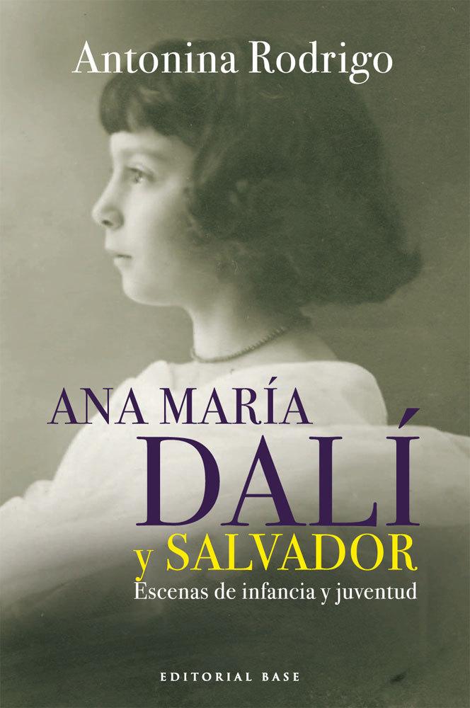 ANA MARÍA DALÍ Y SALVADOR: portada