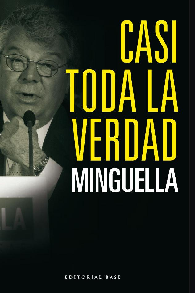 CASI TODA LA VERDAD: portada
