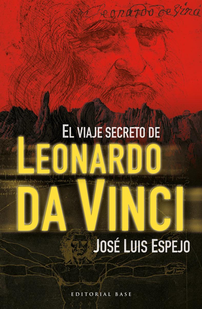 EL VIAJE SECRETO DE LEONARDO DA VINCI: portada