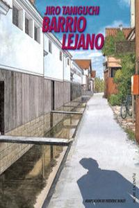 Barrio lejano integral: portada