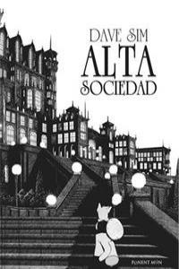 Cerebus - Alta Sociedad: portada