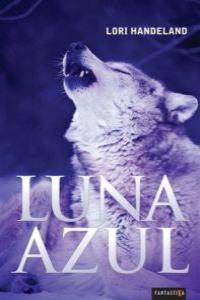 LUNA AZUL: portada