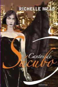 CANTOS DE SUCUBO: portada