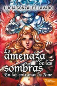AMENAZA DE LAS SOMBRAS,LA: portada